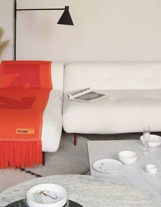 Off-White Home Collection by Virgil Abloh